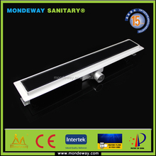 Bathrooms Designs SUS304 For 600mm bottle trap for sink /waste bin/rainwater drains WITH bathroom accessories Valves pipe 40mm