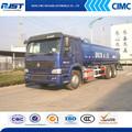 Sinotruk Howo camión tanque de agua / riego cesta 6 x 4 agua camión cisterna