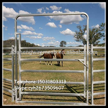 corral panels steel horse/sheep/goat/caw barns for ranch/farm/field/cattle fence(Manufacturer&Factory)