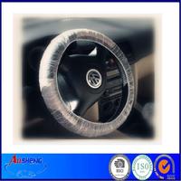 car interior accessories disposable winter steering wheel cover