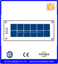new product high efficiency flexible solar panels 38W for RV car / boats/ marine from China factory directly
