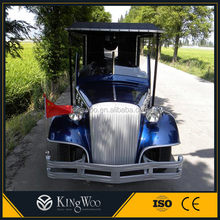 CE Approved 8 seats Electric Classic Car From China