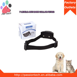 Top Sale Cheap Price and Effective Dog Bark Stop Collar For Puppy Training A-853