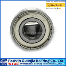 High Quality Deep Groove Ball Bearing 6001z for Machinery and Toy Car