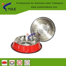 Japan new style stainless steel dog bowl pet travel bowl for travel