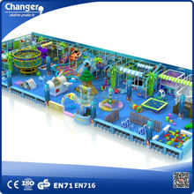 National Standard Kids Steel kids indoor playground equipment