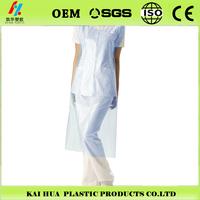 PE Disposable Plastic Aprons clean aprons