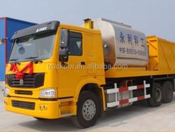SINOTRUK HOWO road consitruction Asphalt gravel road construction vehicle CLW for sale