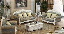 Royal Standard Corner Sofas European Style Customized Sofas Fabric Sofas