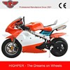 49cc 2 stroke Pocket Bike with high quality (PB008)