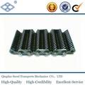 Din ISO estándar corto paso transmisión flanco contacto automotriz de temporización de acero silencioso cadena CL16