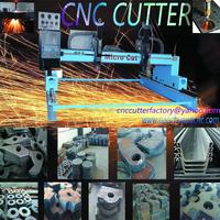 gantry cnc flame plasma cutting machine/cutter machine