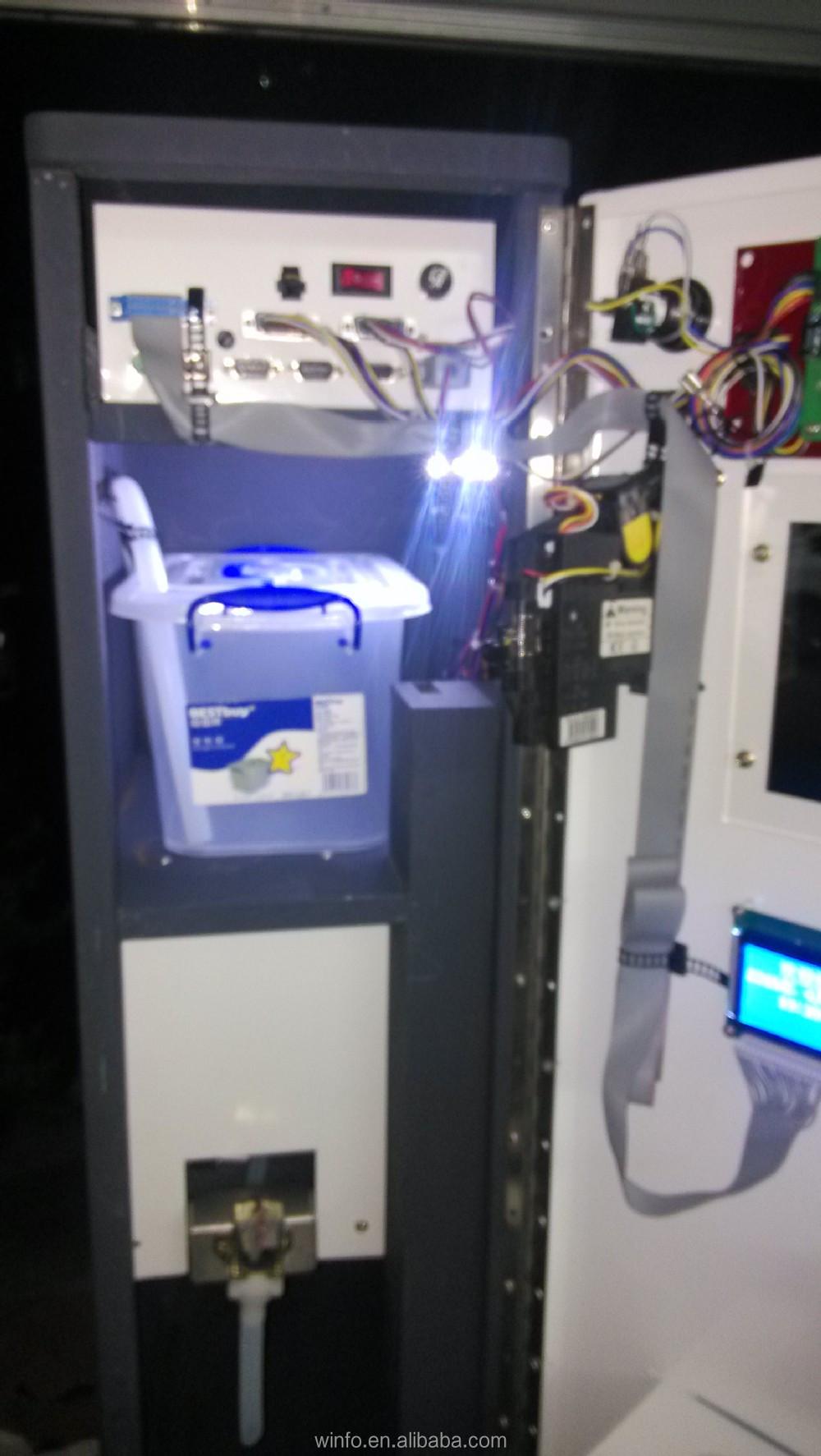 laundry detergent machine