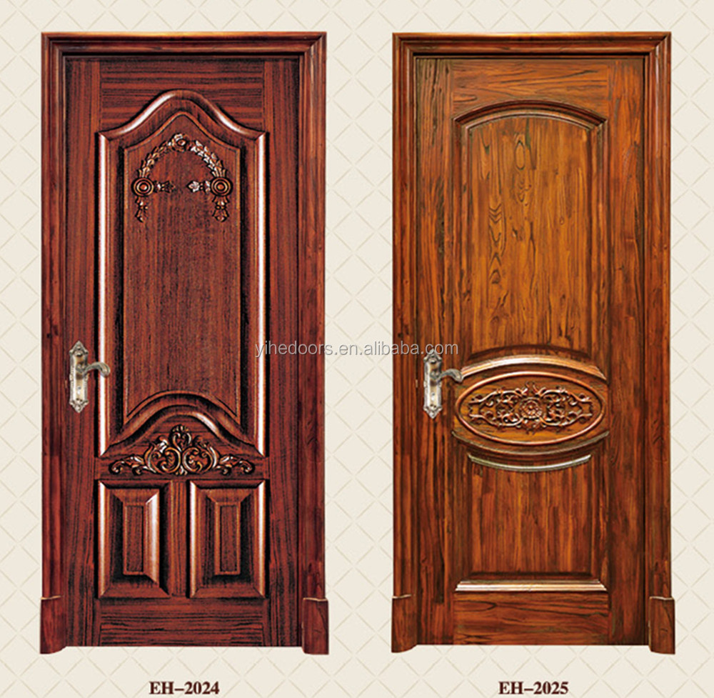 Wooden Door Design With Architrave Buy High Quality