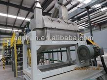 TS- 600~ TS- 800 especial diseñado& eficiente PET secador horizontal/centrífuga secador horizontal/deshidratador