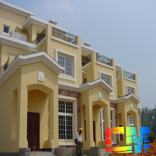 House paint colors water based exterior wall emulsion for Exterior water based paint