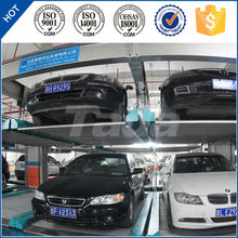 PSH two layers lift sliding smart car parking system for sale