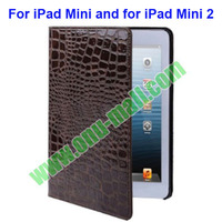 Stand Leather Case for Apple iPad Mini 2 Retina