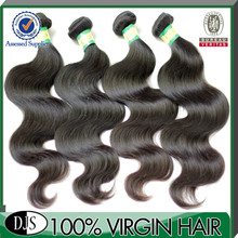 Factory price wholesale good quality virgin extension hair