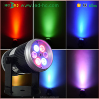 Night club stage DJ light disco multi color mini led stage light for sale