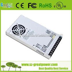 30mm 400w LED slim switching power supply