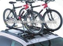 car rooftop bicycle carrier bike rack