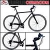 OEM Aluminum Alloy 700Cfixed gear bike Road Bicycle carbon fixie china