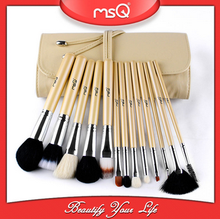 MSQ 13pcs Natural Hair Makeup Brush Tool Beauty Makeup Brush Set