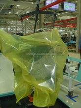 VCI ZIP-Lock film for engine or large parts