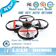 LEAD HONOR 2.4G 4CH 6AXIS LH-X4C Headless Mode Camera Drone Helicopter