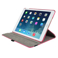 2015 New Deaign 7.9 inch High Quality Stand Leather Tablet Cases For ipad mini 4 with 360 degree rotation