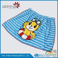 New arrival fine quality microfiber fabric yard for bath towel wholesale price