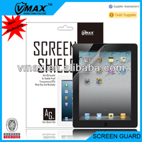 "10.1"" tablet accessories for iPad 2 oem / odm (Anti-Fingerprint)"