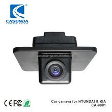 Best price! 170 degree mini reverse car camera, black box car camera for Kia K5 original hole OPTIMA