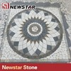 China mosaic floor tile mosaic sun patterns