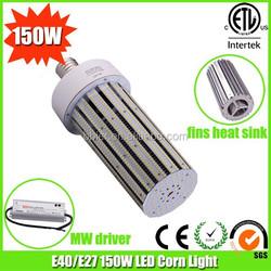 High power 5years warranty lampada led e40 150 w