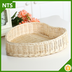 Cheap Wicker Handmade Woven Fruit Basket