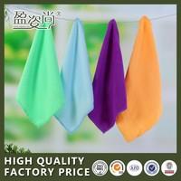 2015 Hand Towel Wholesale Microfibre Small Towel Colorful 100% Cotton Kitchen Wipe