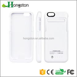 4000mah High capacity battery case for iphone6 plus power case ,external case,backup battery case