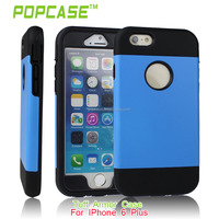 wholesale waterproof armor cell phone case for apple iphone 6 plus