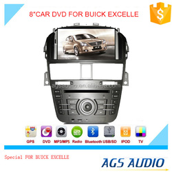 car audio video entertainment navigation system with gps for BUICK for EXCELLE