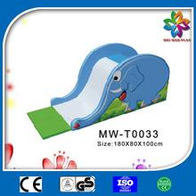 cute elephant children slide,used item slide children playground water slide for sale