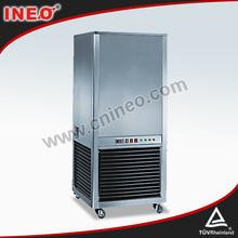 panadería comercial enfriador de agua y la máquina de refrigeración para la mezcla de la masa