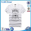 Modal de alta calidad impreso camisetas para los hombres