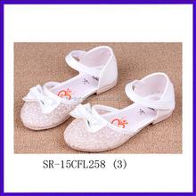 SR-15CFL258 (3) latest little girls no heel sandals teens sandals 2015 kids summer sandals 2015