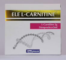 body sliming raw material for L carnitine injection and package for weight lose L carnitine injection