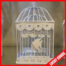wholesale hanging wedding or showcase decorative bird cage ornament