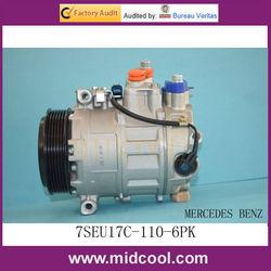 (0002309011) 7SEU17C AC COMPRESSOR FOR Mercedes Benz (Brand new )