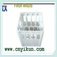 injection plastic beer crate mould factory