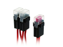Mini Fuse holder- Battery link for Plastic Blade fuse